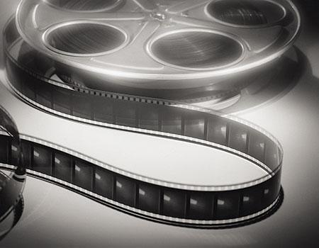 script writing movie reel